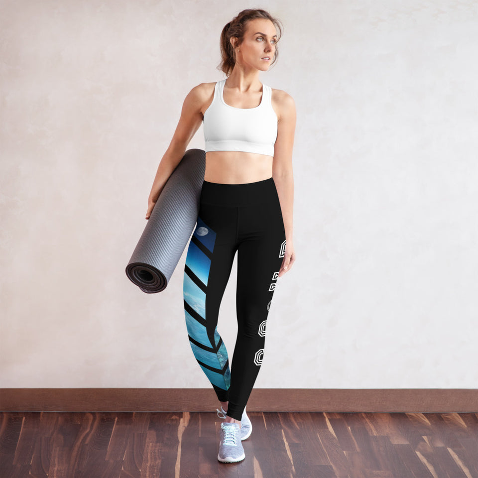 Aviation Yoga Leggings