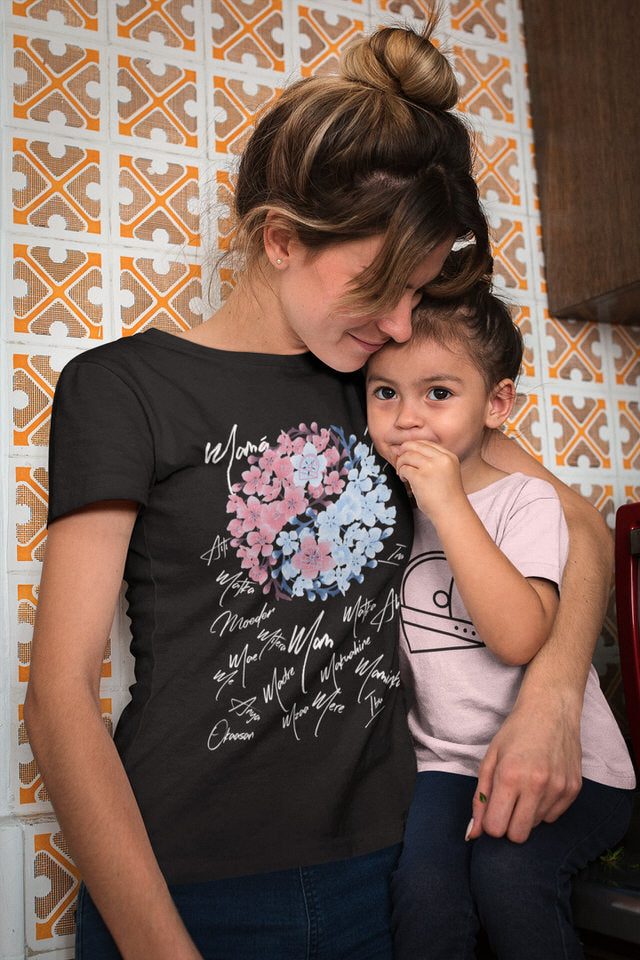 mother's day graphic tee
