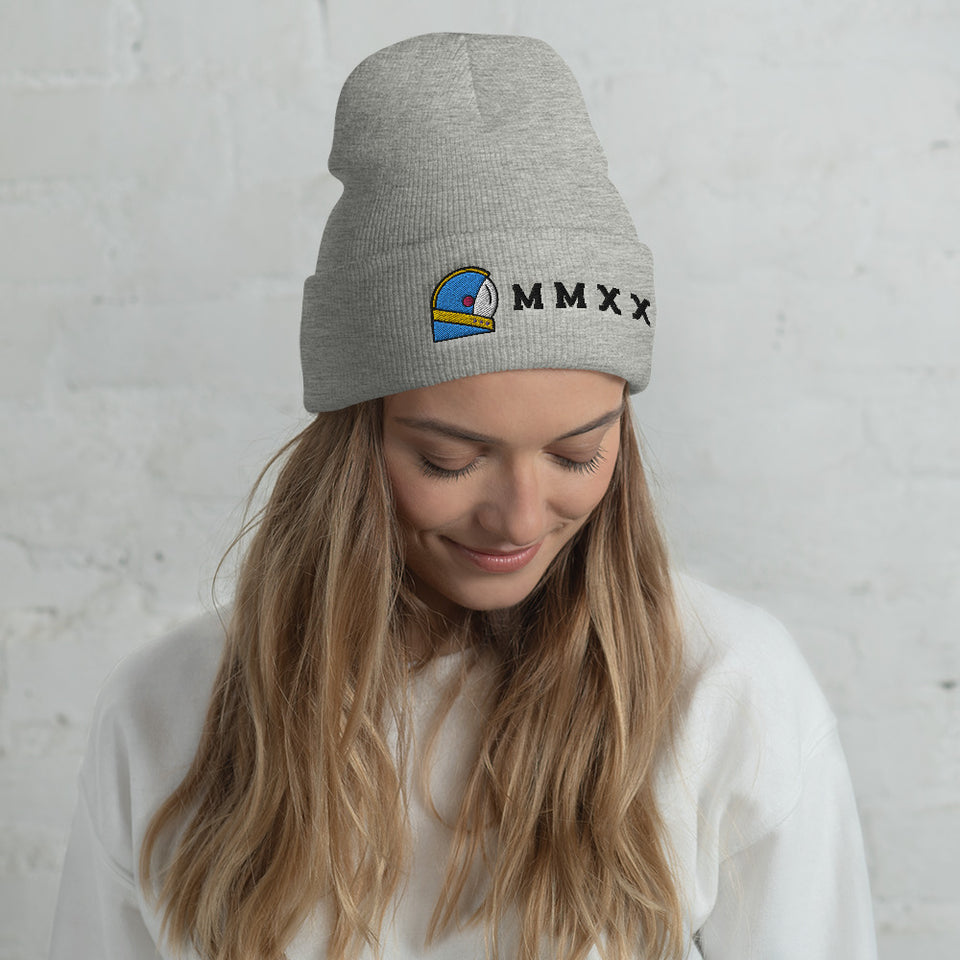 Moondream beanie