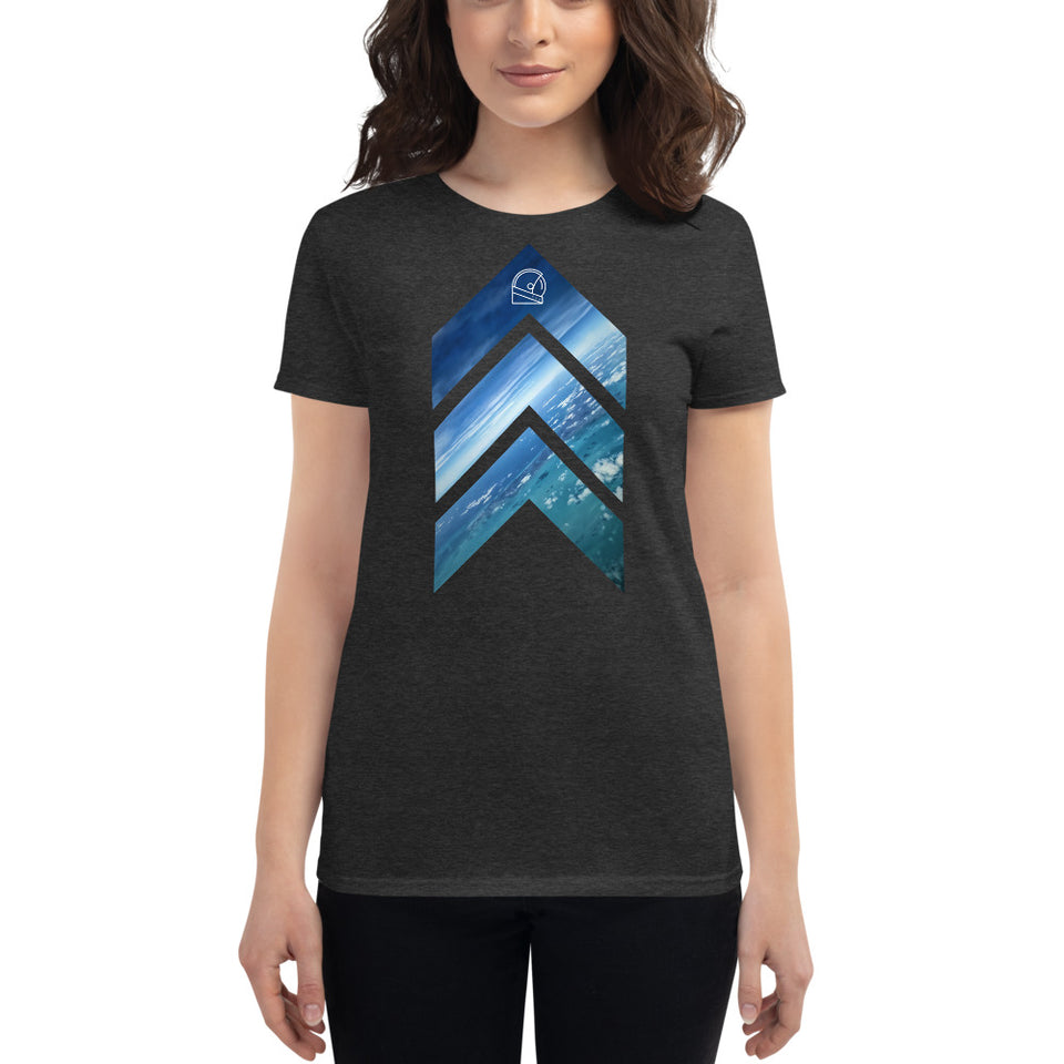 Graphic tee for women