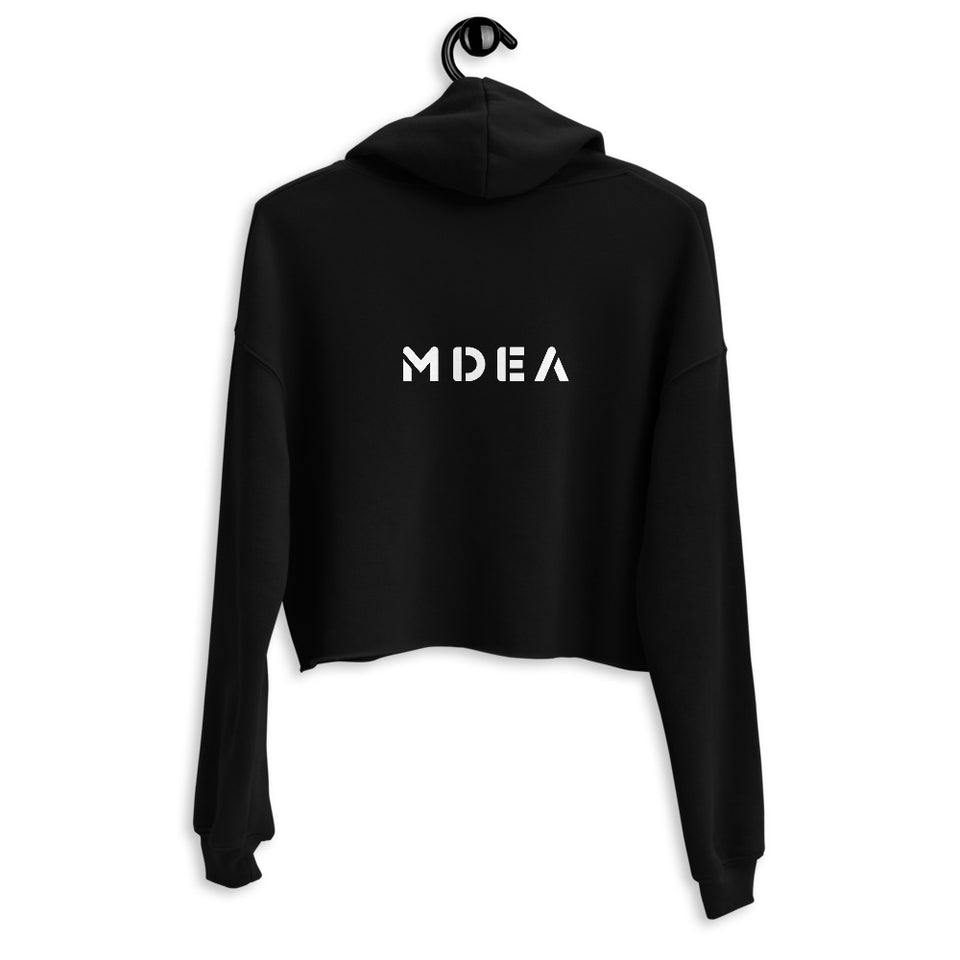 Moondream Splash Crop Hoodie