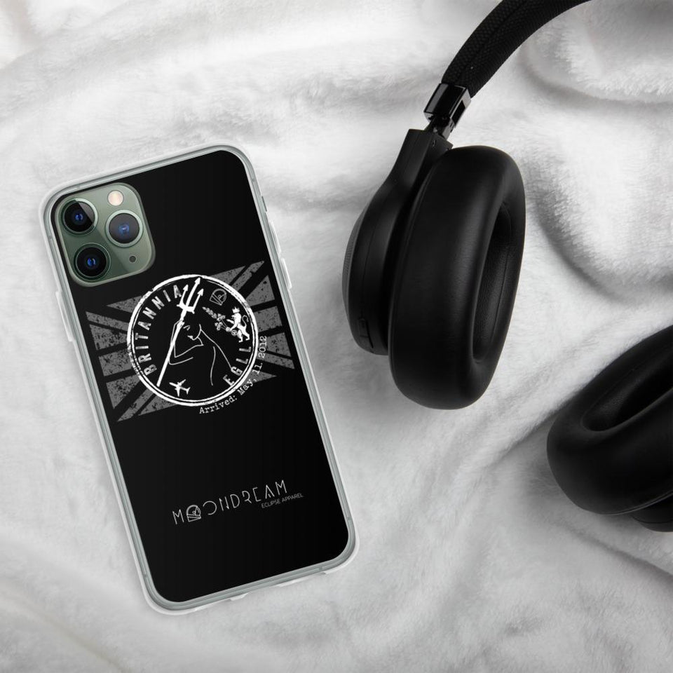 Britannia iPhone Case - Moondream Studios