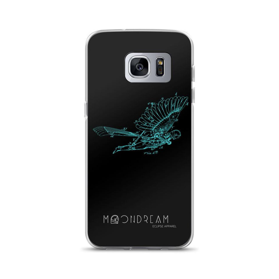 dream of flight Samsung phone case