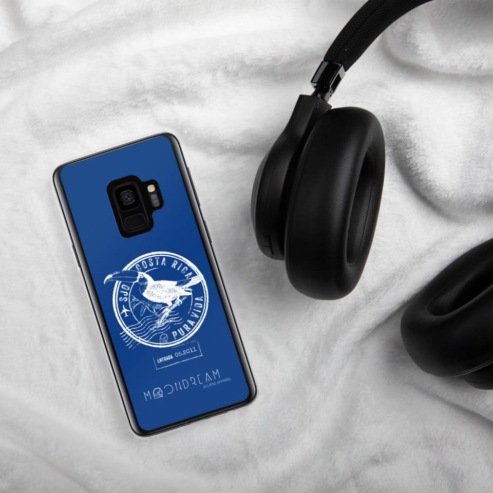 Costa Rica Samsung Phone Case - Moondream Studios