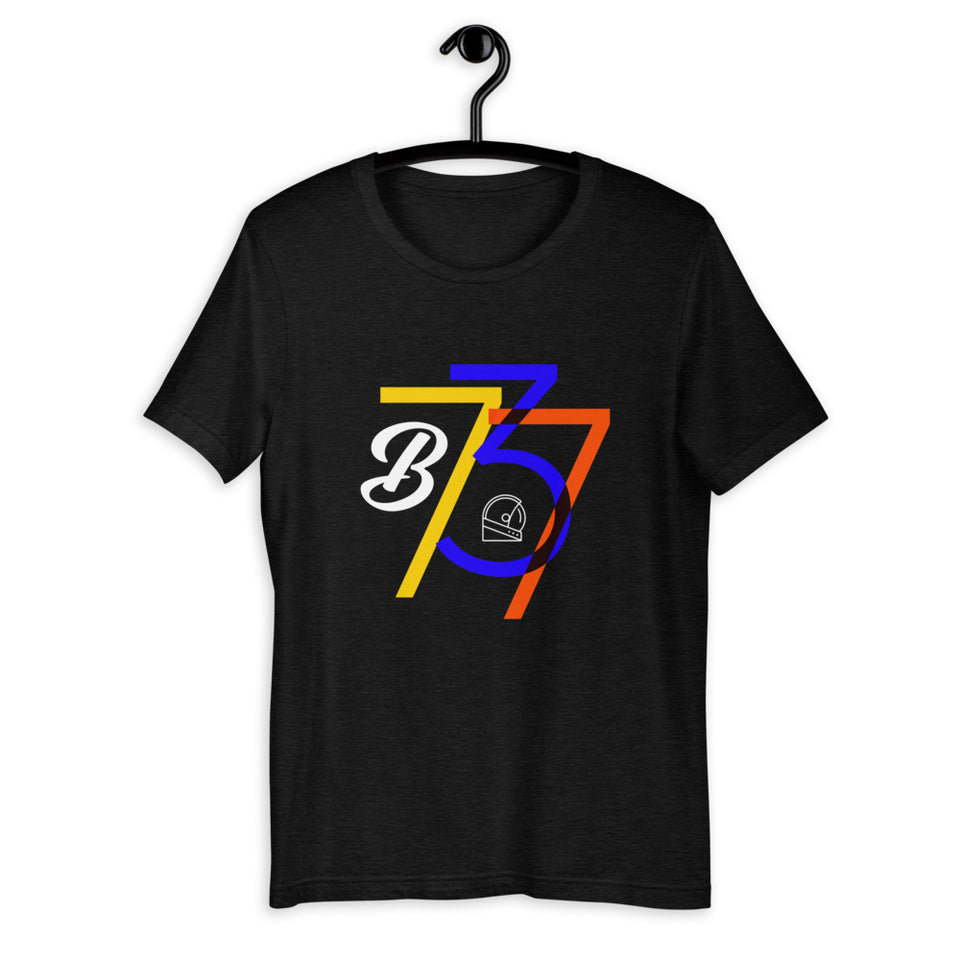 Boeing 737 Unisex Graphic T-Shirt
