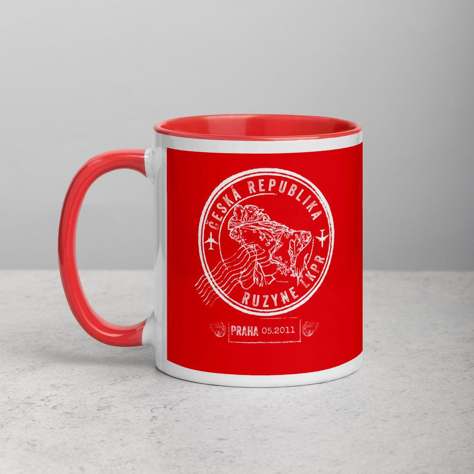 czech republic custom mug