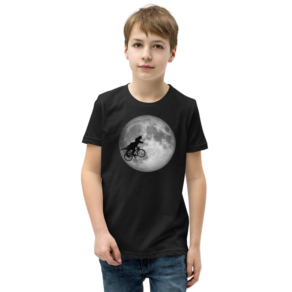 Graphic Youth Tees • Over the Moon Short Sleeve Shirt