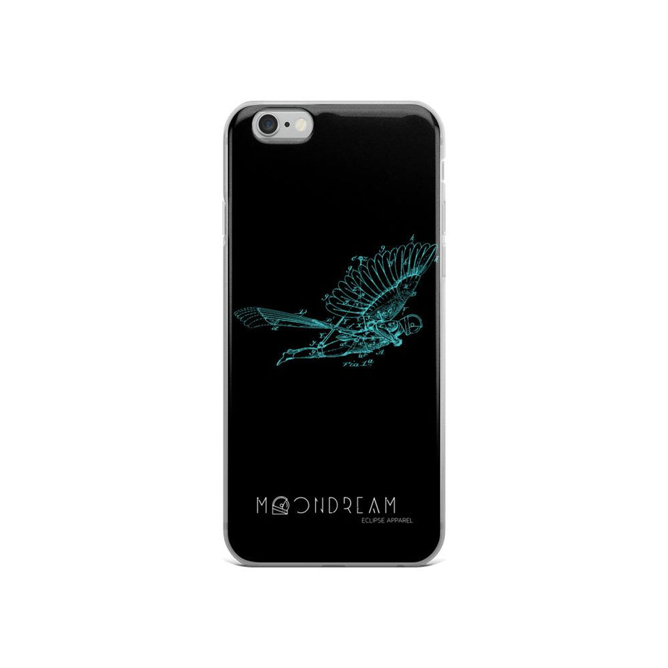 dream of flight iphone custom case