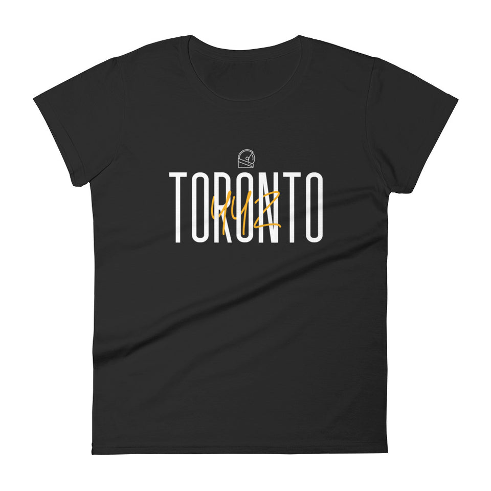 Toronto short sleeve graphic tee