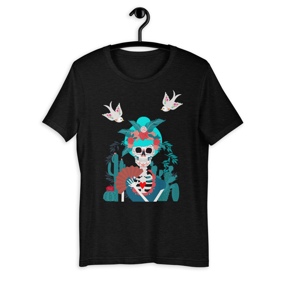 Graphic Tees Day of the Dead