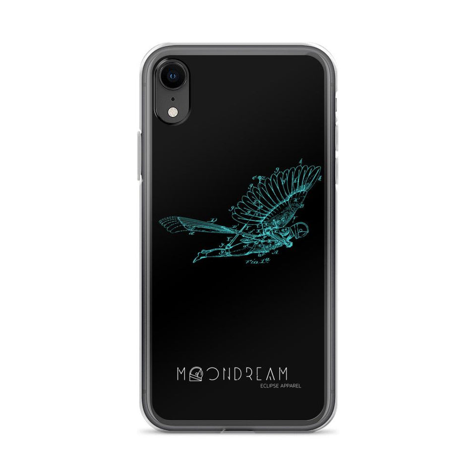 Dream of Flight iPhone Case - Moondream Studios