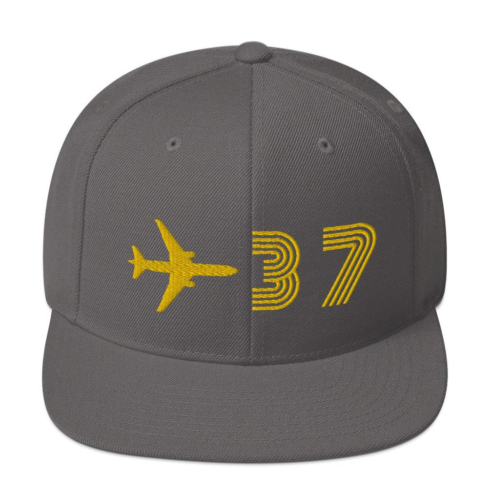 37 Snapback Hat - Moondream Studios