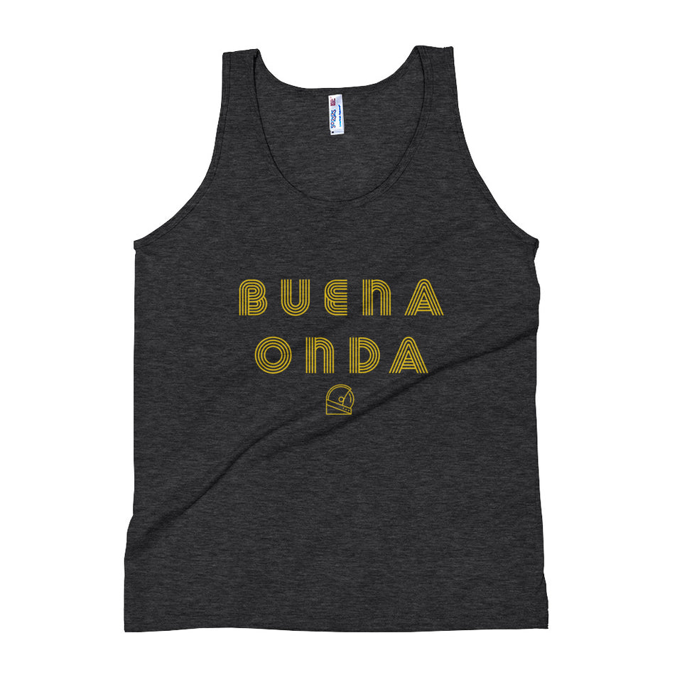 Graphic Tank Top Buena Onda Unisex