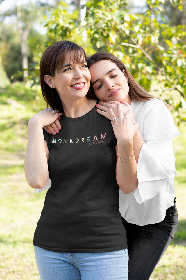 Moondream Apparel Women's Slim Fit Tee