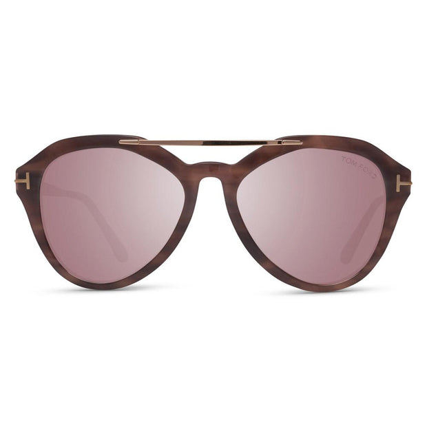 Tom Ford Damen Sonnenbrille FT0576 5455Z
