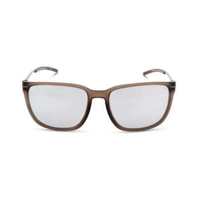 Porsche Design Damen,Herren Sonnenbrille P8637 B Brown Transparent