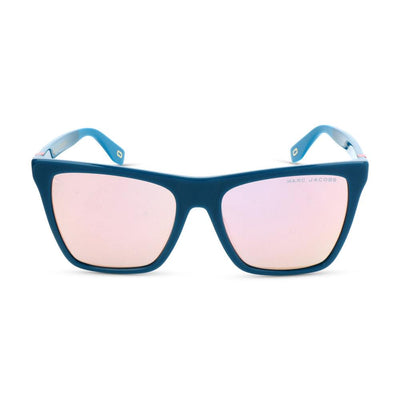 Marc Jacobs Damen Sonnenbrille MARC 349-S ZI9 Transparent Teal Teal