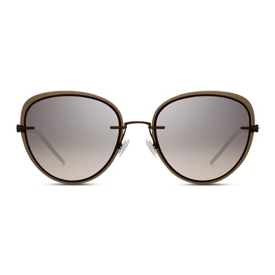 Hugo Boss Damen Sonnenbrille BOSS 1168-S 09Q Brown