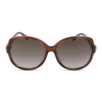 Marc Jacobs Damen Sonnenbrille MARC 91-F-S 4J6 Transparent Brown