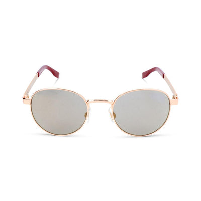Boss Orange Damen,Herren Sonnenbrille BO 0269-S IDZ IDZ Gold Antique Gold Red