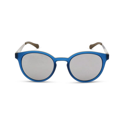 Hugo Boss Sonnenbrille BOSS 0869-S 05E Dark Blue Matt Ruthenium