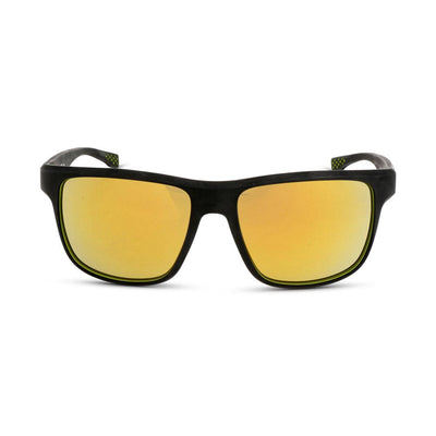 Hugo Boss Herren Sonnenbrille BOSS 0799-S UDK Rubber Black Yellow