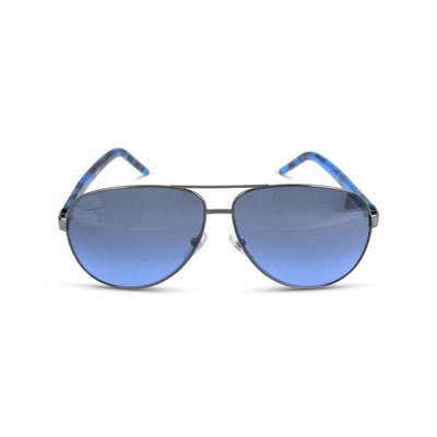 Marc Jacobs Damen,Herren Sonnenbrille MARC 71-S U60 Dark Grey Blue Havana