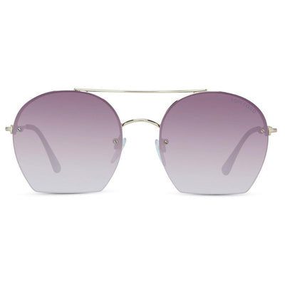 Tom Ford Damen Sonnenbrille FT0506 5528Z