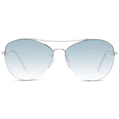 Tom Ford Damen Sonnenbrille FT0566 6028W