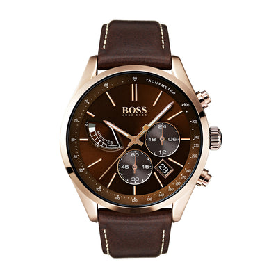 Hugo Boss Herren Uhr HB1513605 Grand Prix