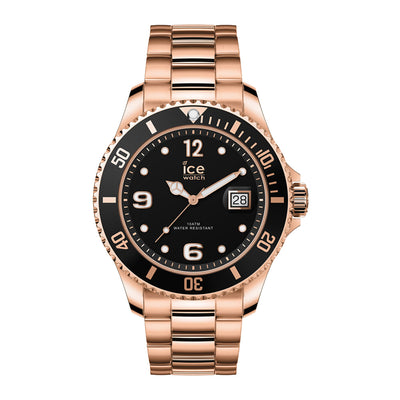 Ice-Watch Unisex Uhr IW016763 ICE steel - Rose-Gold - Medium