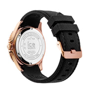 Ice-Watch Unisex Uhr IW016765 ICE steel - Black RGP - Medium