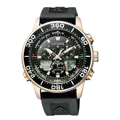 Citizen JR4063-12E Promaster Marine Yacht Herrenuhr
