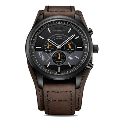 Rotorcraft RC6001 Mayday Herrenuhr