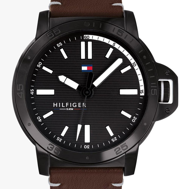 Tommy Hilfiger Men's Driver TH1791589 Uhr