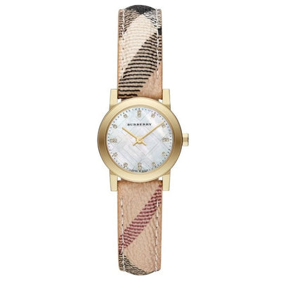 Burberry Damen Uhr BU9226 The City