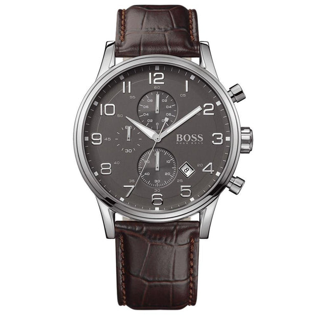 Hugo Boss HB1512570 Aeroliner Herrenuhr