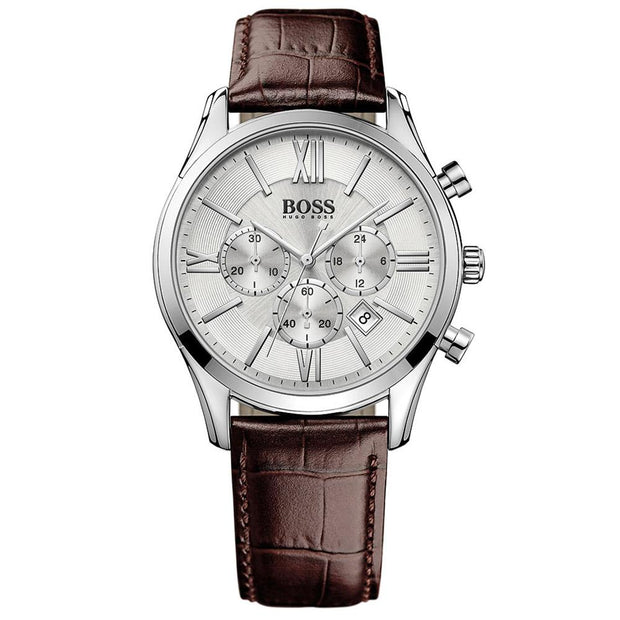 Hugo Boss HB1513195 Ambassador Exclusive Herrenuhr