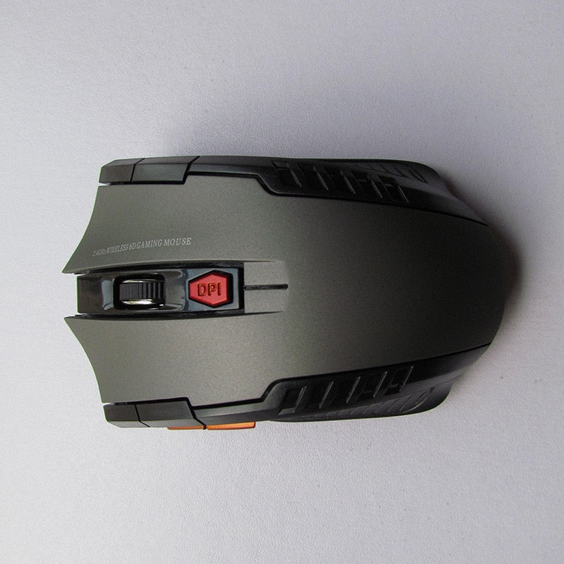 2.4GHz Wireless Optical Mouse Gamer New Game Wireless Mice with USB Receiver Mause for PC Gaming Laptops