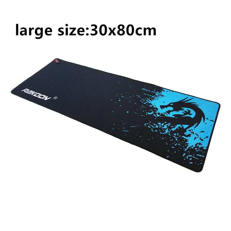 Blue Dragon Large Gaming Mouse Pad Lockedge Mouse Mat For Laptop Computer Keyboard Pad Desk Pad For Dota 2 Warcraft Mousepad