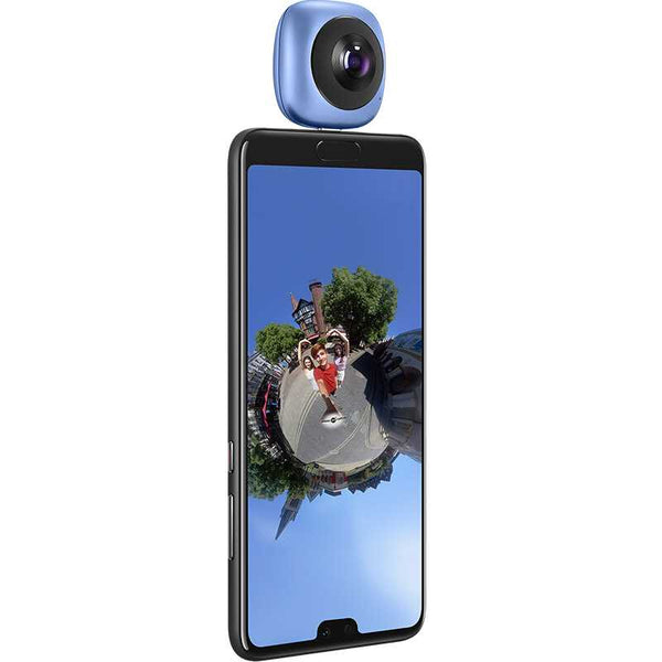 Huawei 360 Panoramic Video Camera Android Sports Envizion 3D Live Motion Wide Angle Lens HD VR Camera Mobile Phone External