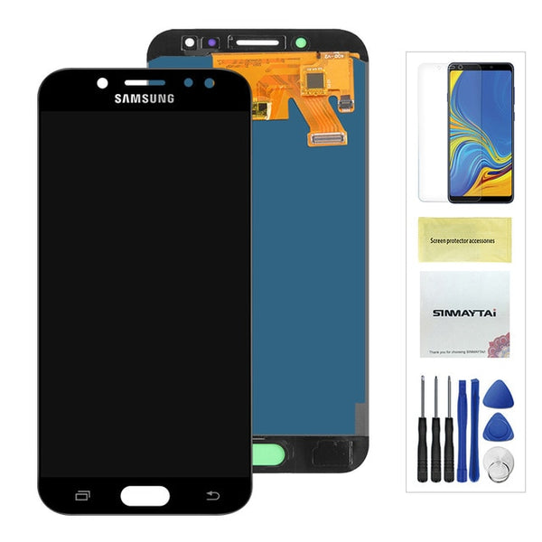 Adjustable LCD Galaxy J530 2017 For Samsung J5 2017 Display Touch Screen Digitizer J5 Pro J530 J530F LCD 5.2'' inch