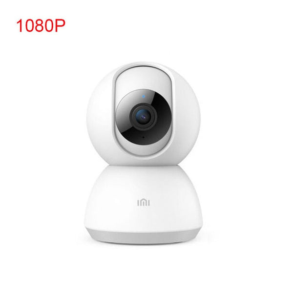 2019 Xiaomi Chuangmi Mijia 1080P Smart Camera 360 Angle IP Cam Webcam Camcorder video CCTV WIFI Wireless Night Vision baby view