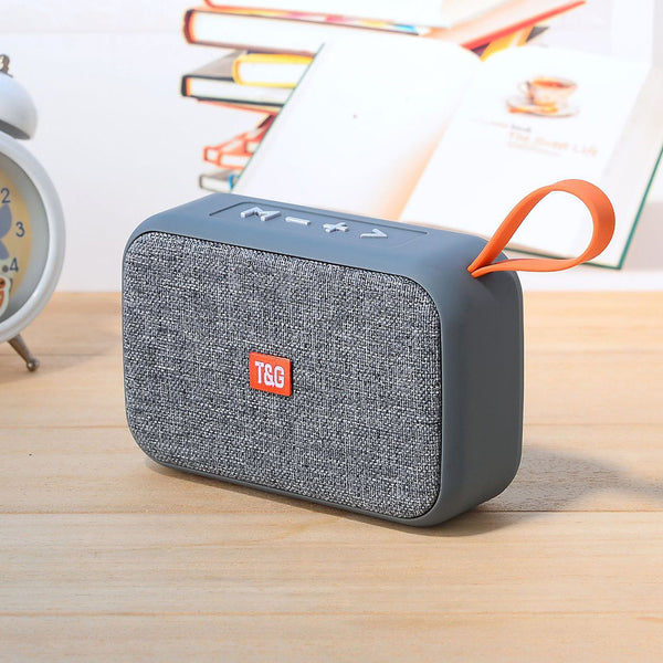 Luxury Portable Bluetooth Speaker Wireless loudSpeaker column Hifi Stereo Outdoor Sport Music Player Anti-Sweat with USB TF Card
