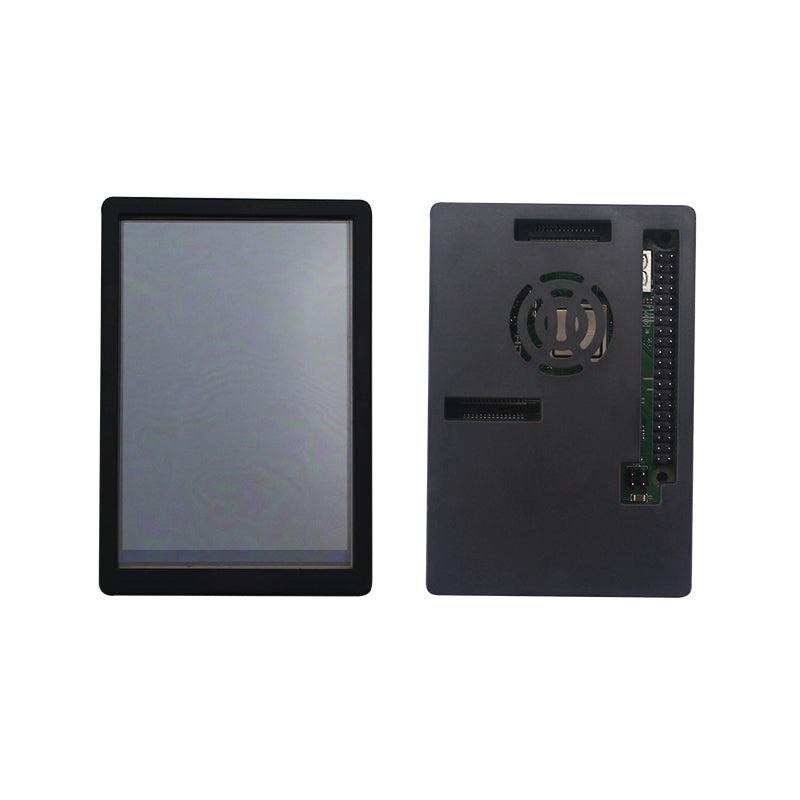 3.5 inch Raspberry Pi 3 Model B+ Touchscreen 480*320 LCD Display + Touch Pen + ABS Case Box for Raspberry Pi 4 Model B / 3B+ /3B