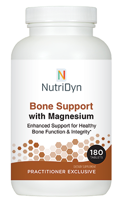Bone Support with Magnesium