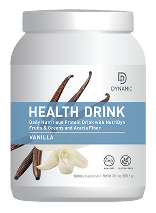 DYNAMIC Health Drink - Vanilla