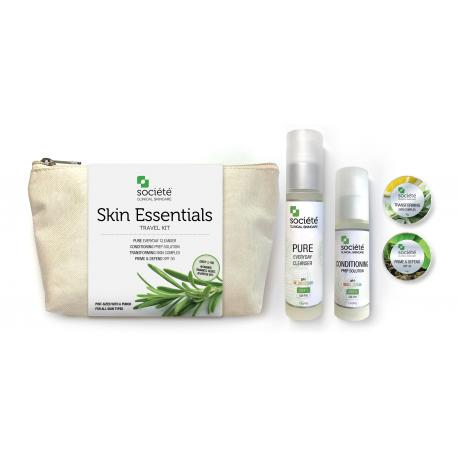 Skin Essentials Travel Kit