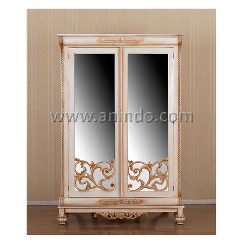 Mirror Display Cabinet