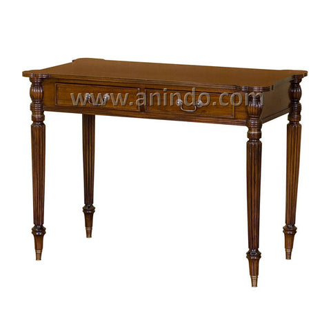 Wooden Top Writing Desk